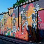 Los Muertes Art