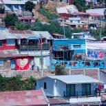 Valparaiso before the fire.