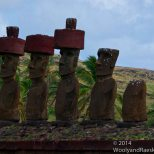 The amazing Moai