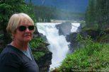Elbow Falls in Alberta