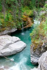 Maligne Canyon 1