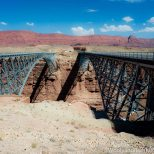 The Bridges of Marble Canyon