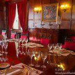 Presidential dining.