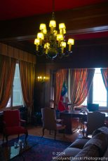 Another view of the presidential study.