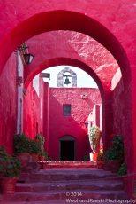 Terracotta Red!