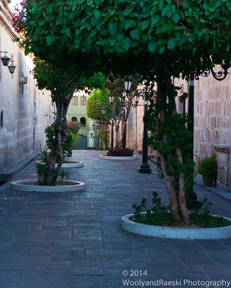 Arequipa passage